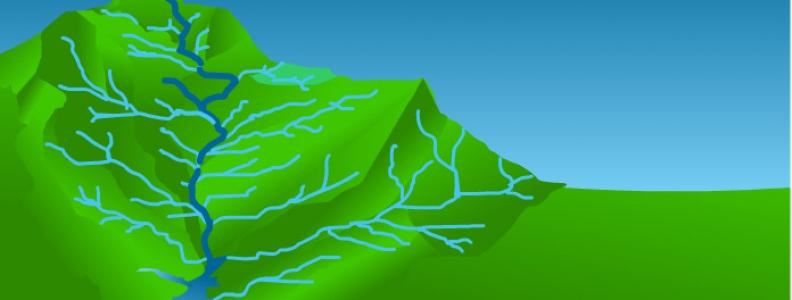 O que é uma Bacia Hidrográfica?