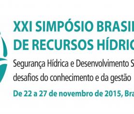AQUAFLUXUS NO SIMPÓSIO BRASILEIRO DE RECURSOS HÍDRICOS – DIA 2