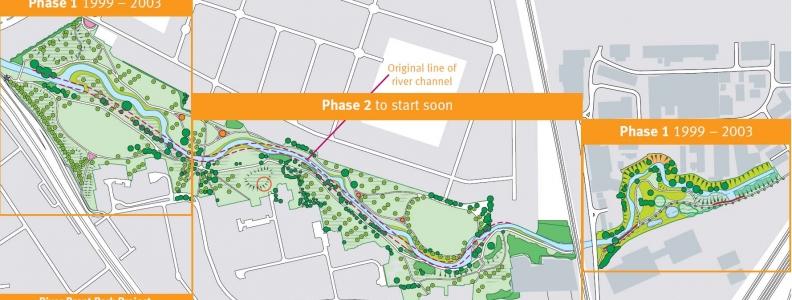 Um belo exemplo de requalificação fluvial urbana na cidade olímpica de Londres